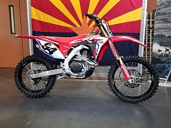 2019 Honda CRF450R for sale 200619077