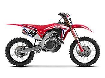 2019 Honda CRF450R for sale 200620905