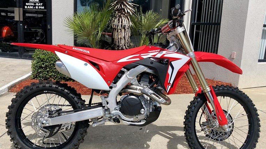 2019 Honda CRF450R for sale 200628433