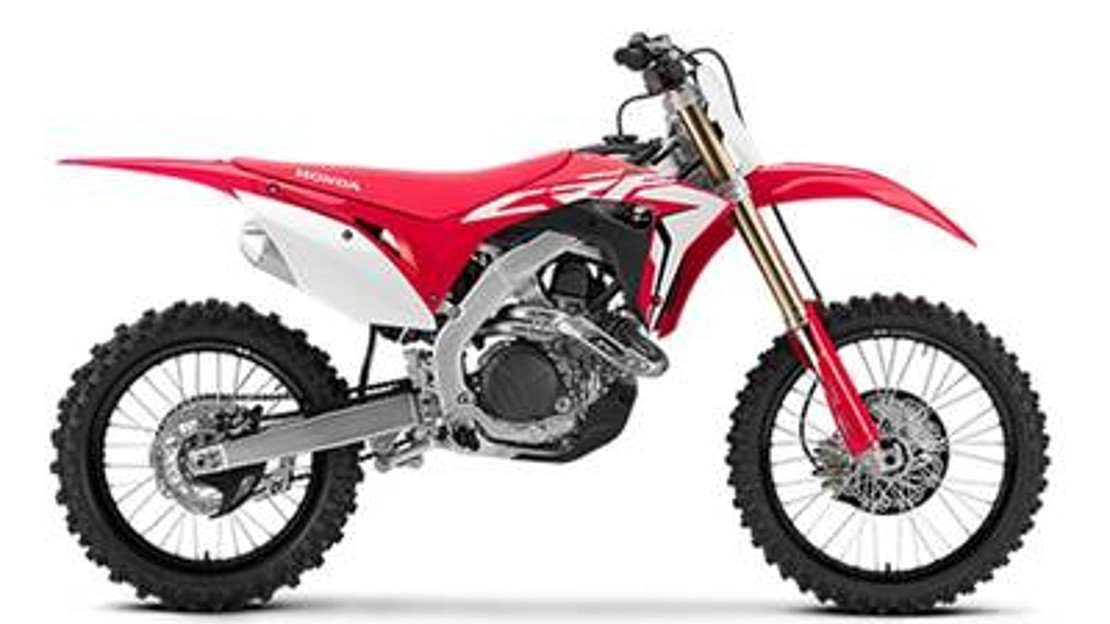 2019 Honda CRF450R for sale 200628438