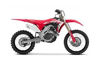 2019 Honda CRF450R for sale 200629891