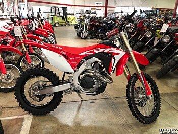 2019 Honda CRF450R for sale 200631345