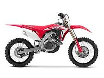 2019 Honda CRF450R for sale 200634411