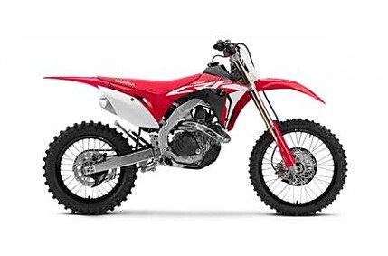 2019 Honda CRF450R for sale 200607665