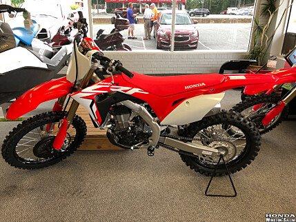 2019 Honda CRF450R for sale 200611930