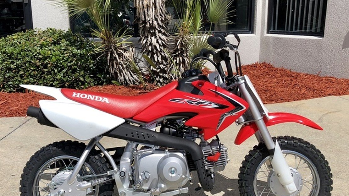 2019 Honda CRF50F for sale 200611778