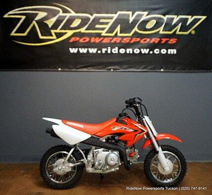 2019 Honda CRF50F for sale 200596520