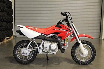 2019 Honda CRF50F for sale 200617806