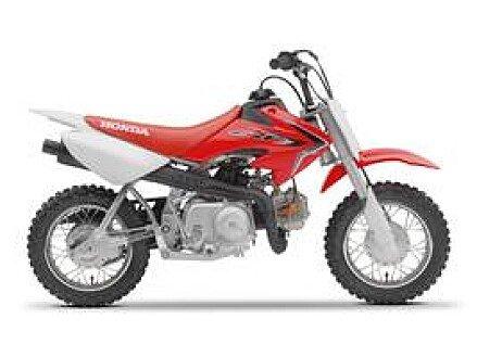 2019 Honda CRF50F for sale 200634342
