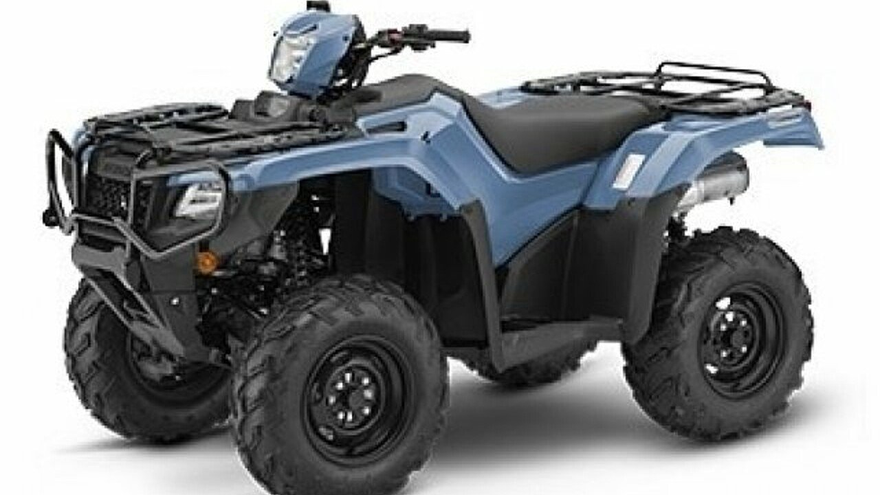 2019 Honda FourTrax Foreman Rubicon for sale 200621300