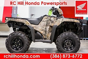 2019 Honda FourTrax Foreman Rubicon 4x4 Automatic DCT EPS Deluxe for sale 200628513