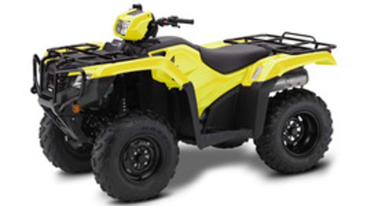 2019 Honda FourTrax Foreman for sale 200610381