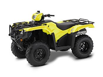 2019 Honda FourTrax Foreman for sale 200610382