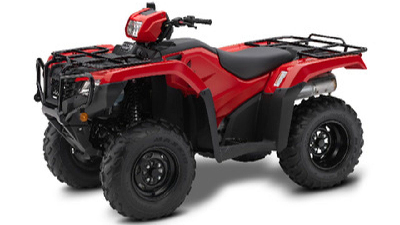 2019 Honda FourTrax Foreman 4x4 for sale 200620814