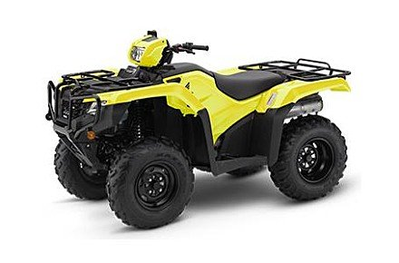 2019 Honda FourTrax Foreman 4x4 for sale 200630972
