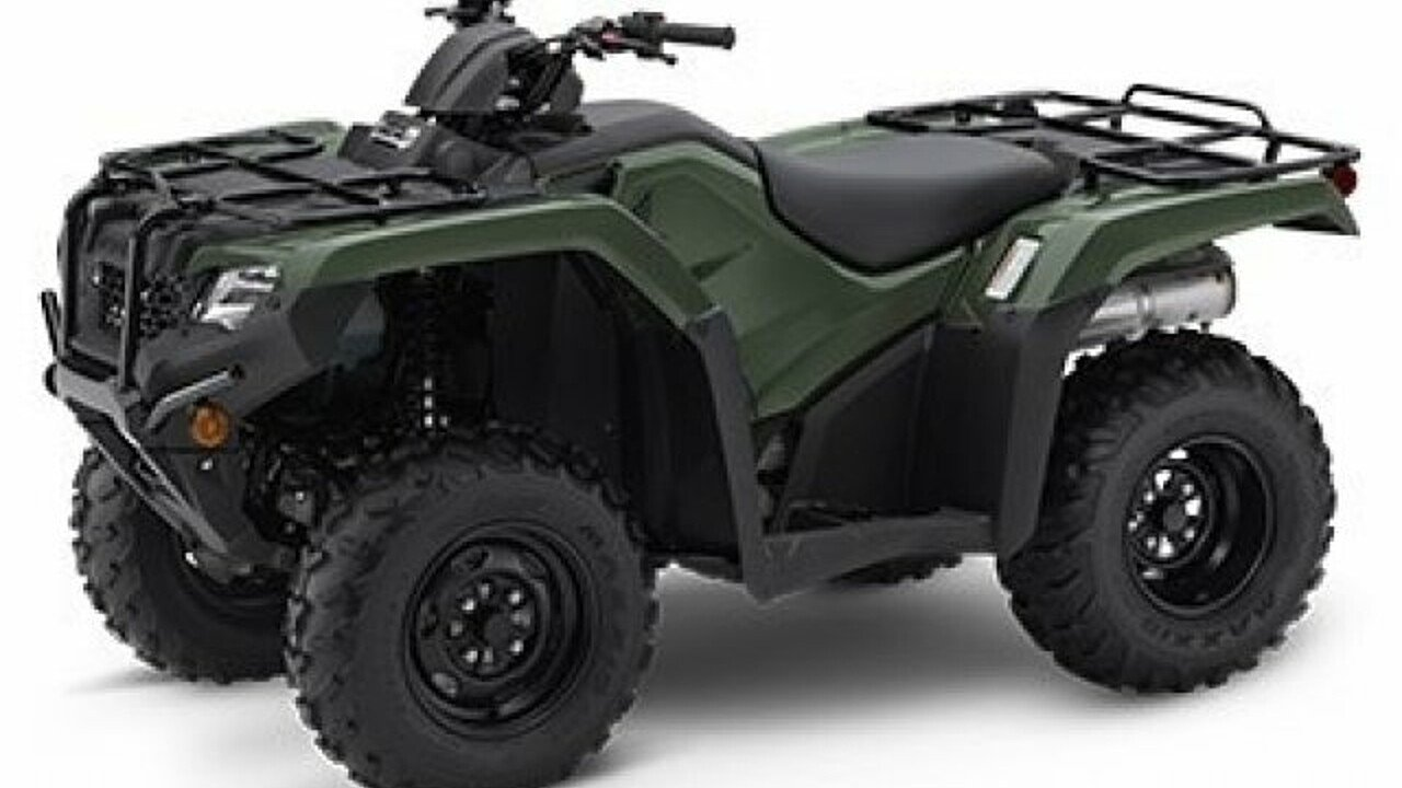 2019 Honda FourTrax Rancher for sale 200621324