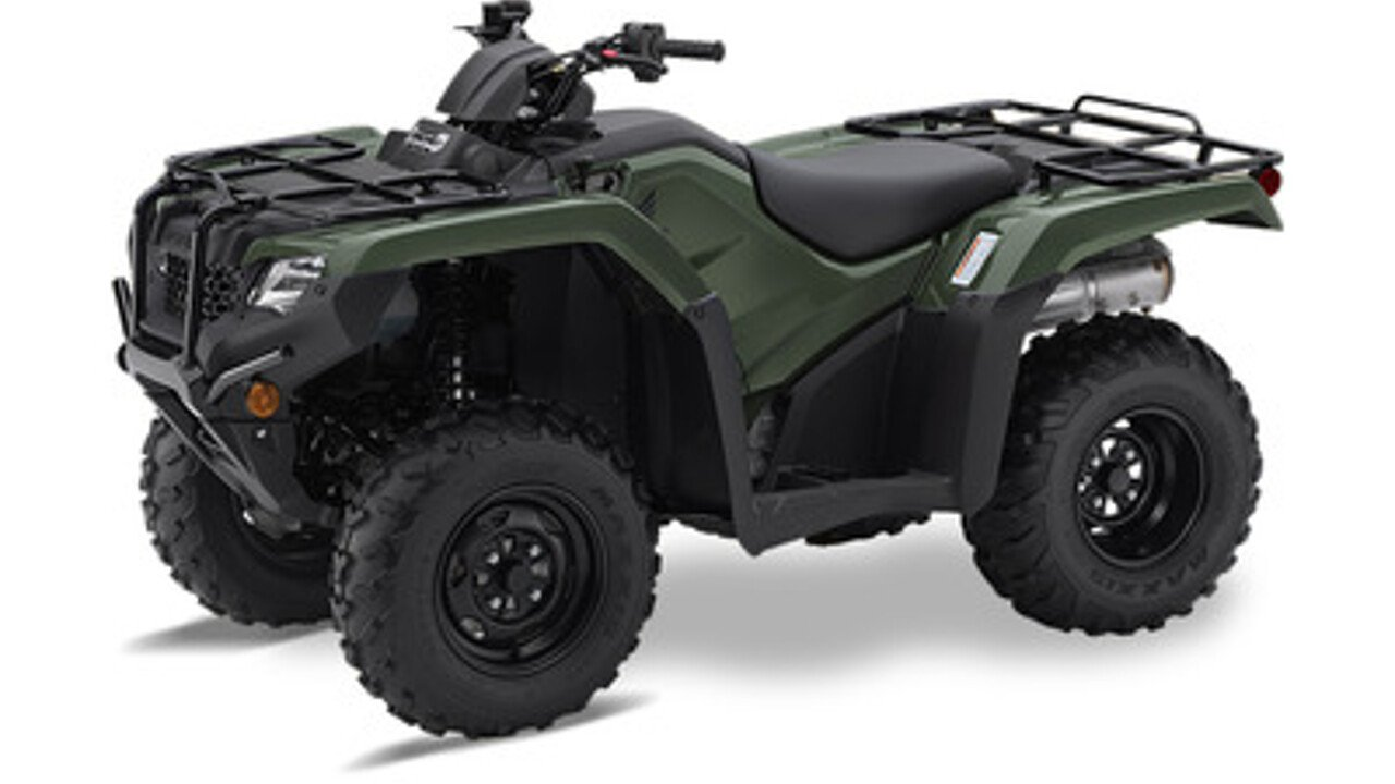 2019 Honda FourTrax Rancher for sale 200625178