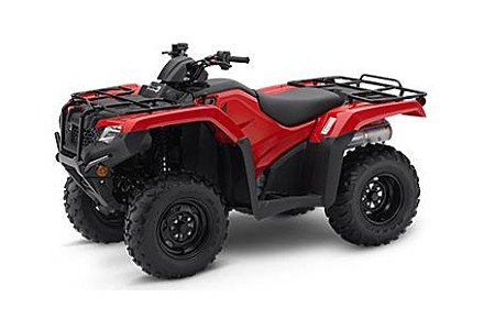 2019 Honda FourTrax Rancher 4x4 Automatic DCT EPS for sale 200643644
