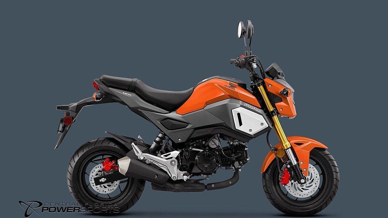 Honda Motorcycle Grom Price