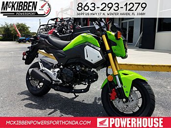 2019 Honda Grom for sale 200598913
