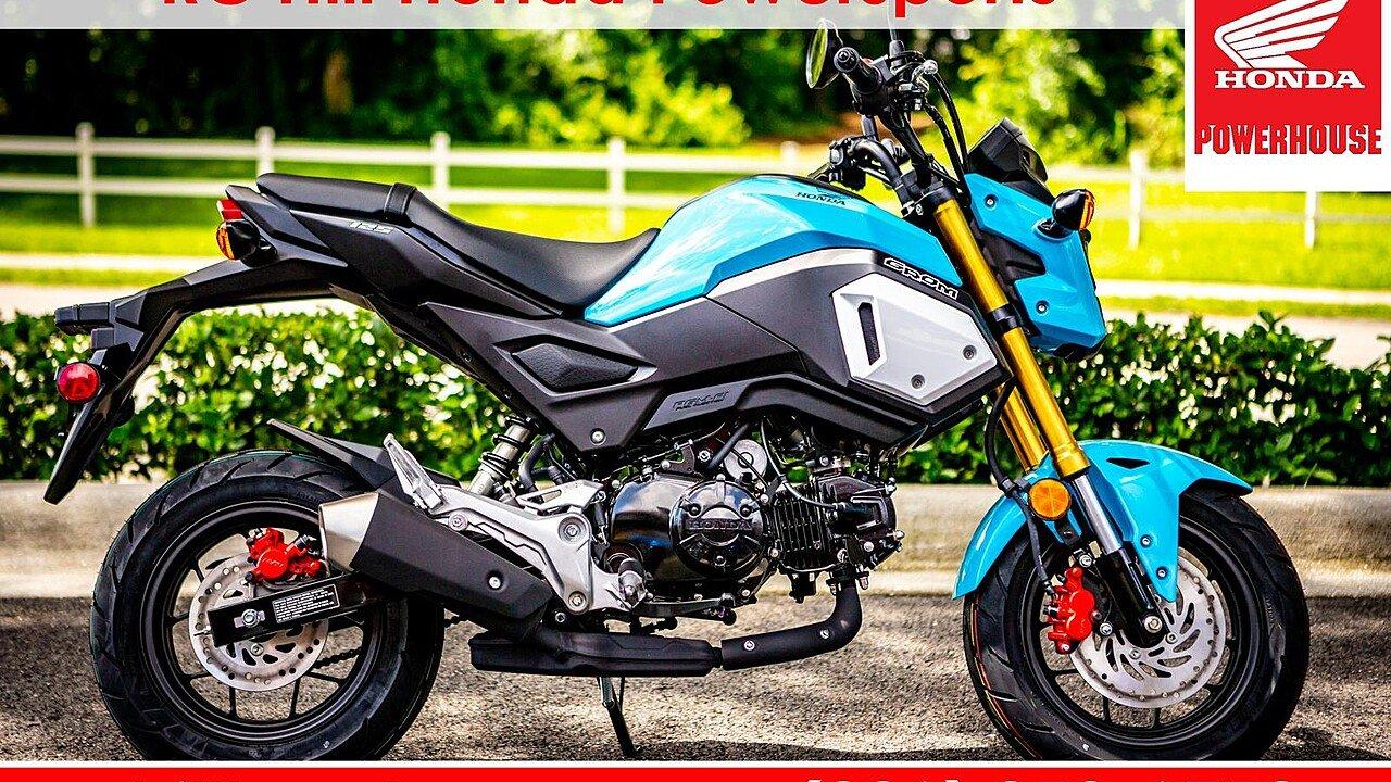 2019 Honda Grom for sale 200599051