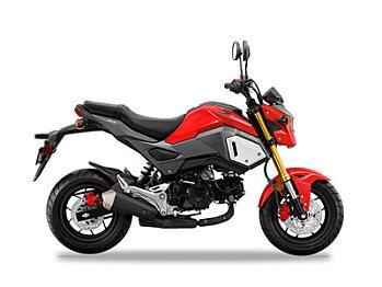 2019 Honda Grom for sale 200613252