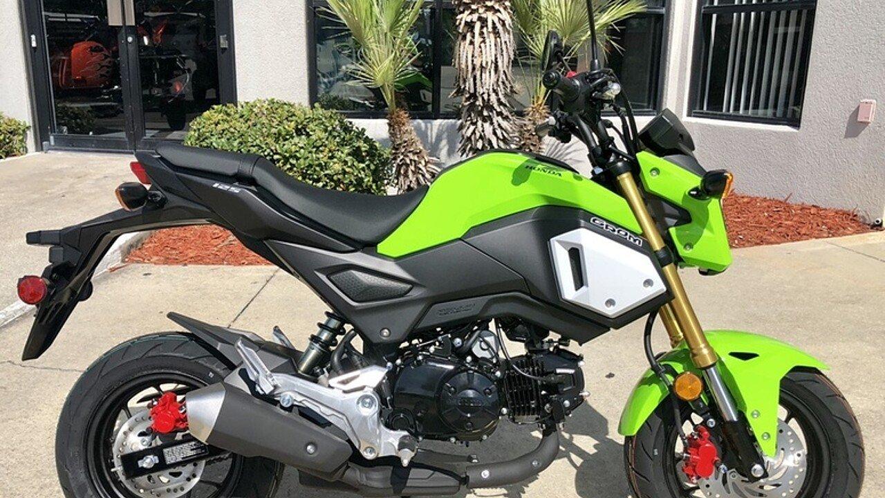 2019 Honda Grom for sale 200619133