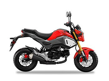 2019 Honda Grom for sale 200619142