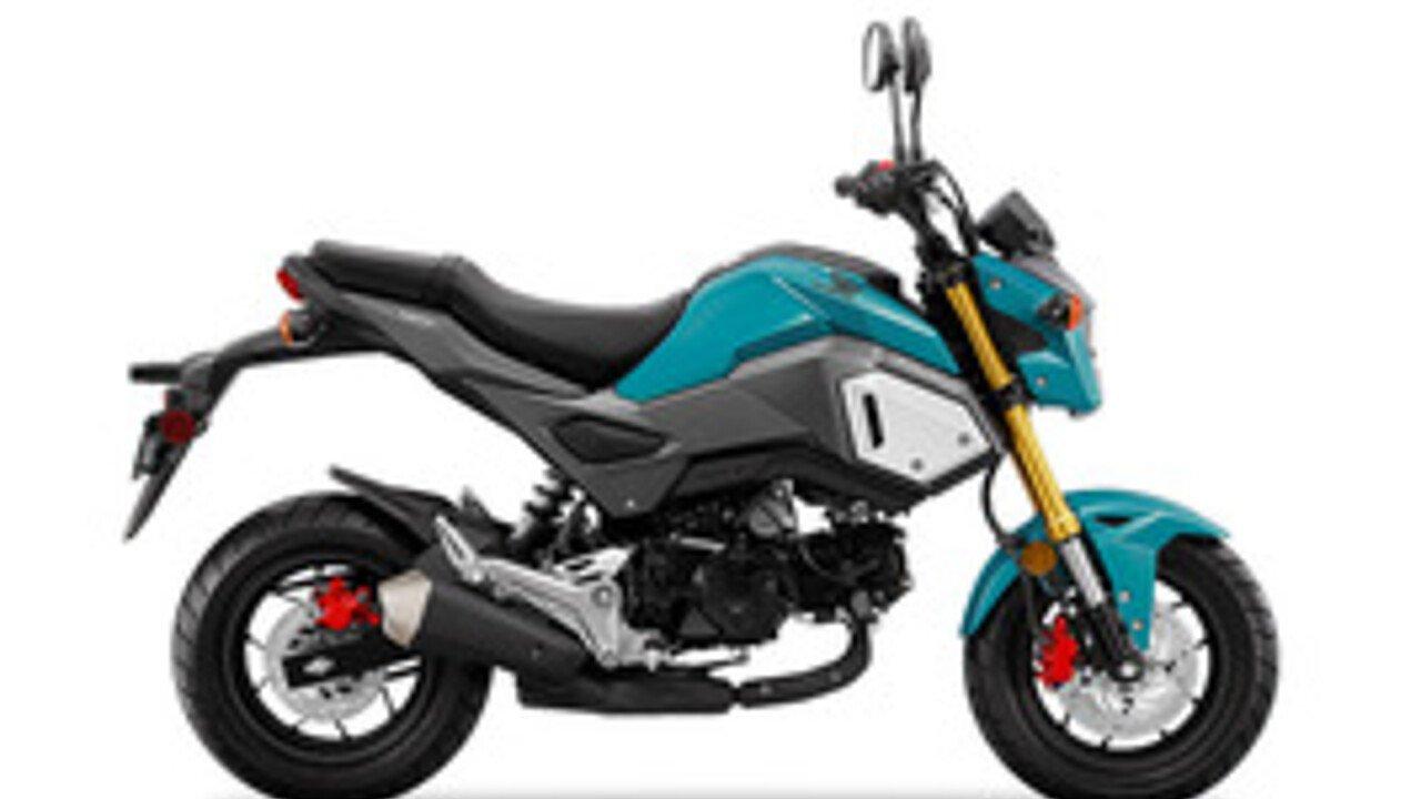 2019 Honda Grom for sale 200620593