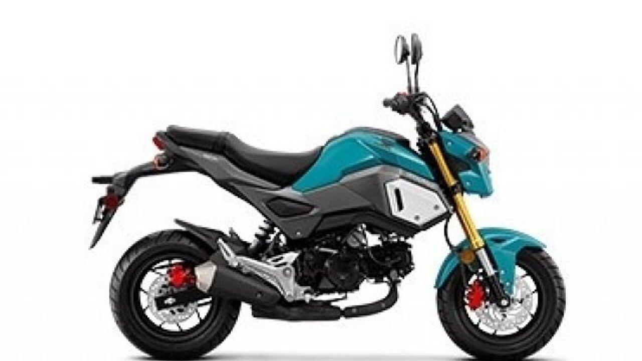 2019 Honda Grom for sale 200621282