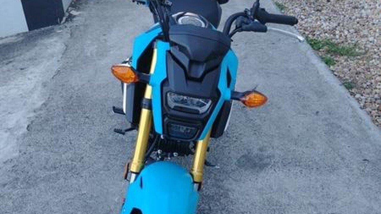 2019 Honda Grom for sale 200621921