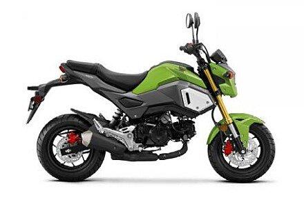 2019 Honda Grom for sale 200606283