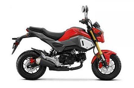 2019 Honda Grom for sale 200629898