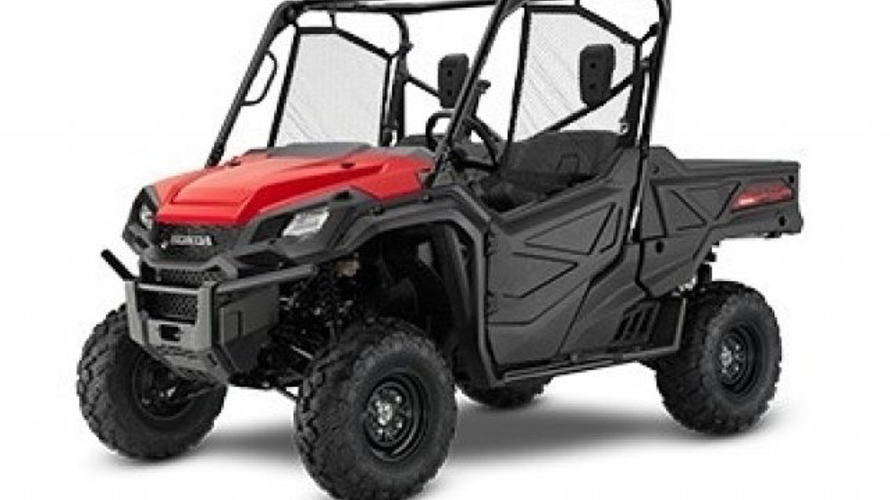 2019 Honda Pioneer 1000 for sale 200621638