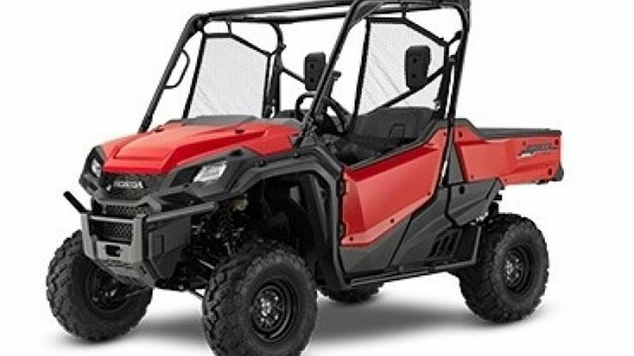 2019 Honda Pioneer 1000 for sale 200621645
