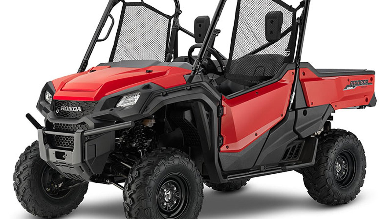 2019 Honda Pioneer 1000 for sale 200643260