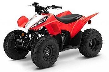 2019 Honda TRX90X for sale 200621292