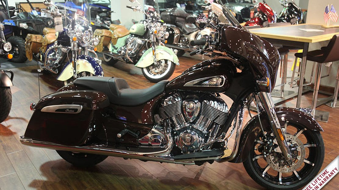 2019 Indian Chieftain for sale 200628166
