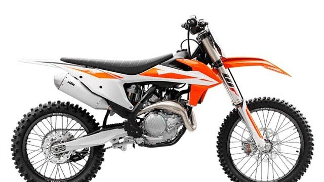 2019 KTM 450SX-F for sale 200587922