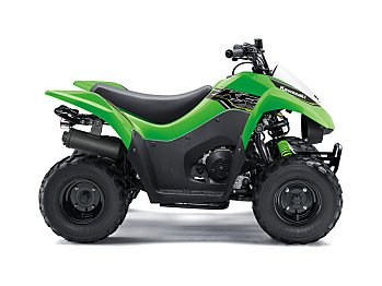 2019 Kawasaki KFX50 for sale 200612412