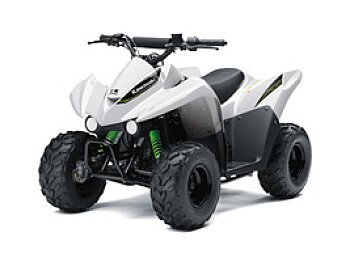 2019 Kawasaki KFX50 for sale 200612895