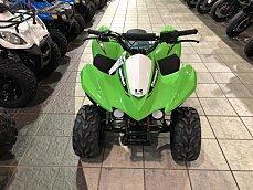 2019 Kawasaki KFX50 for sale 200628377