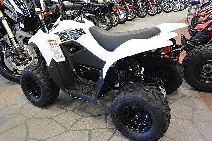 2019 Kawasaki KFX50 for sale 200630246