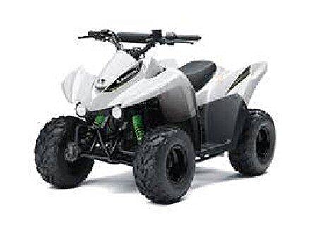 2019 Kawasaki KFX50 for sale 200630257