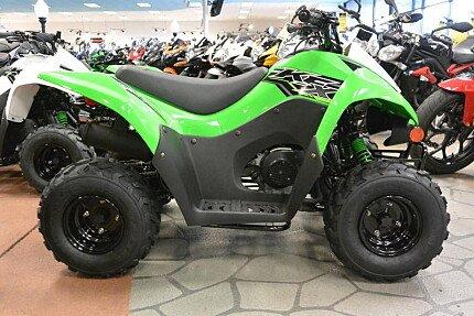 2019 Kawasaki KFX50 for sale 200630261