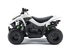 2019 Kawasaki KFX50 for sale 200639823