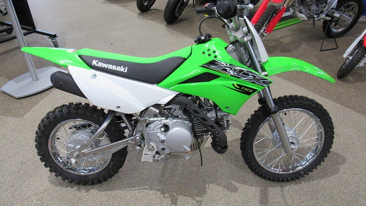 2019 Kawasaki KLX110 for sale 200597345