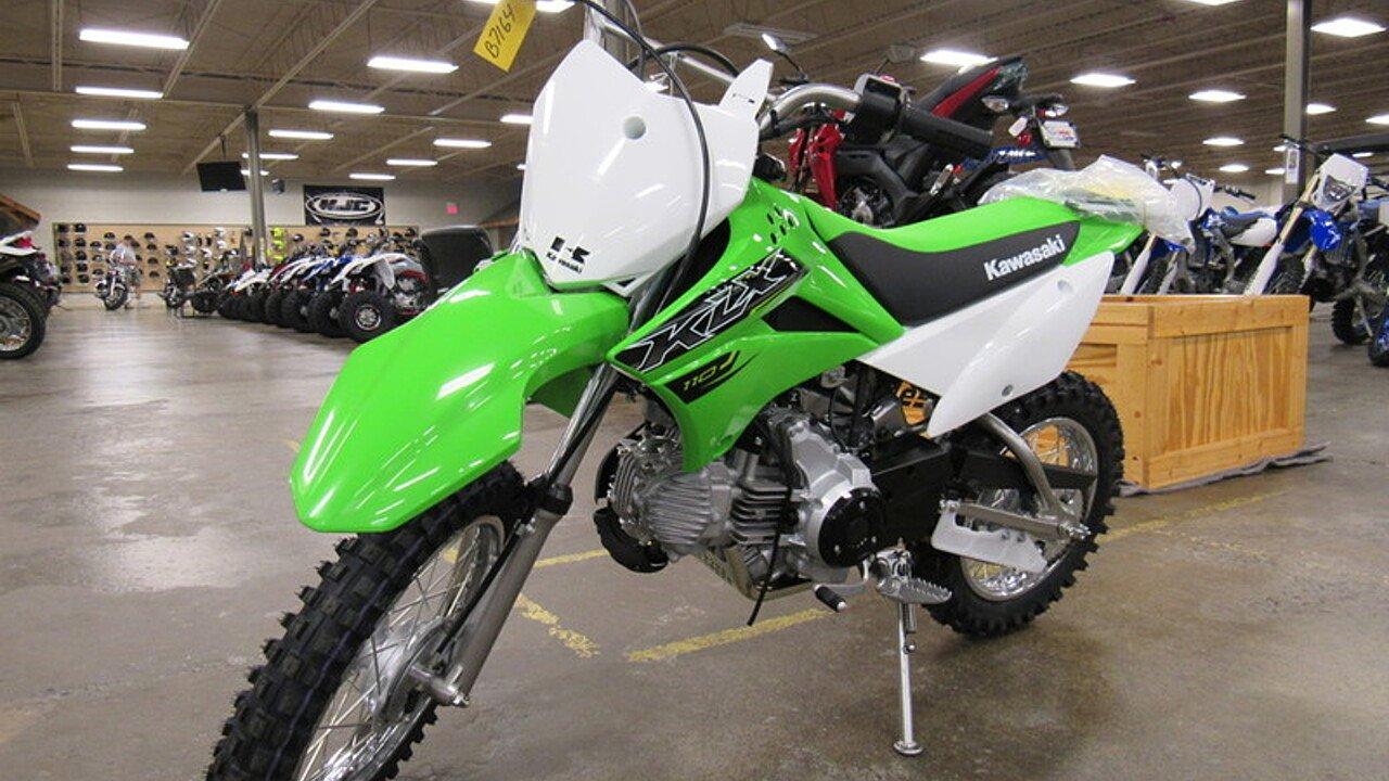 2019 Kawasaki KLX110 for sale 200598906