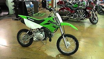 2019 Kawasaki KLX110L for sale 200601937