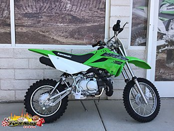 2019 Kawasaki KLX110L for sale 200602475